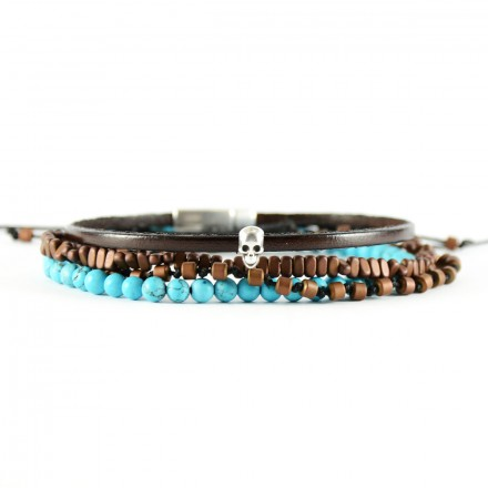 Για το χέρι, Turquoize Set of Bracelets