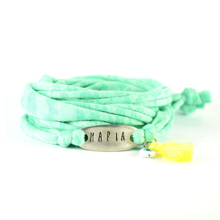 Βραχιόλια, Kid's Name Bracelet Pear