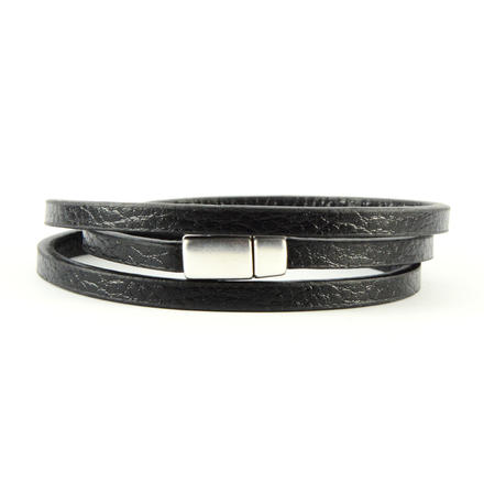 Για το χέρι, Triple Leather Bracelet