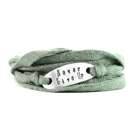 Για το χέρι, Your Name Bracelet Men-Wrap it